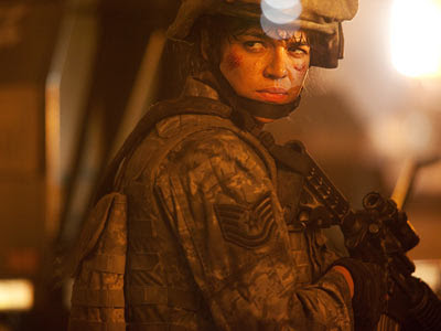 Michelle Rodriguez - Battle LA Movie