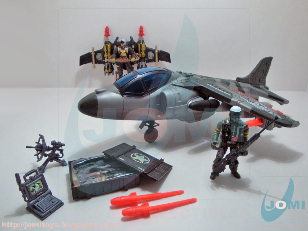 Soldier Force 9 Elicottero : Jomi toys under maintenance soldier force v silver