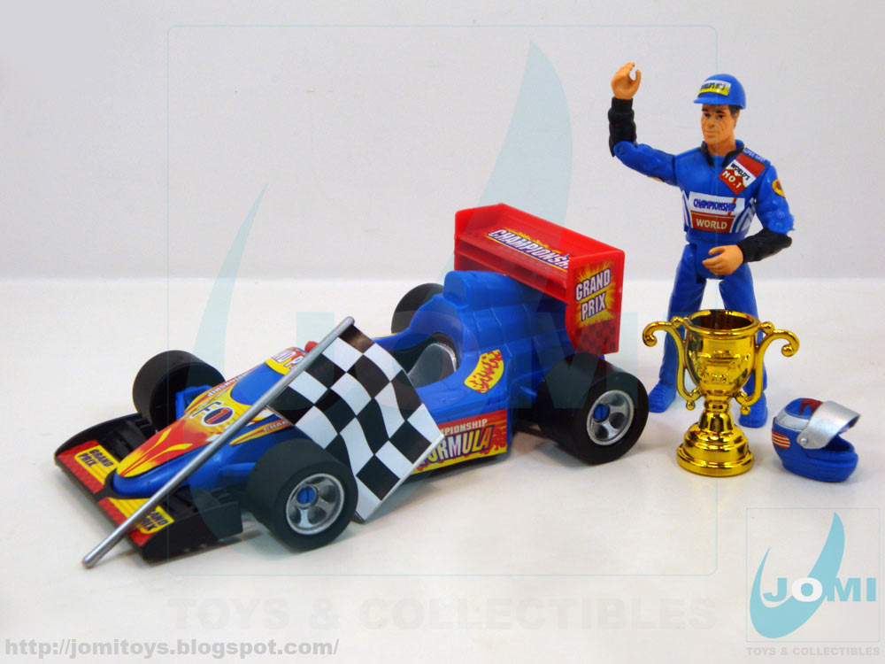 Toys For Under 1 : Jomi toys under maintenance competition racer formula