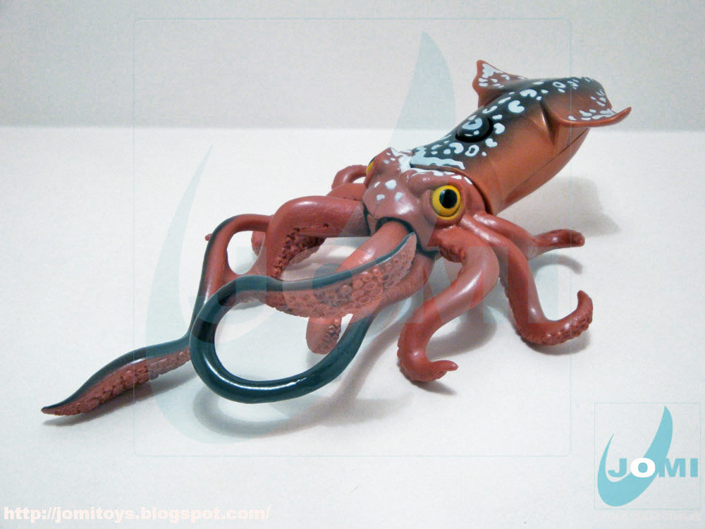 Sea Creature Toys : Jomi toys under maintenance deep sea adventure giant