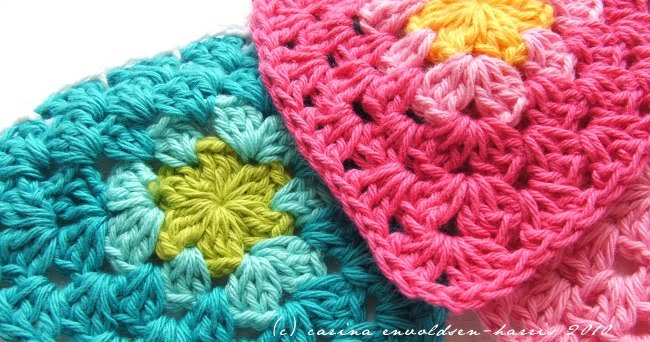 Crochet Magic Ring : Carinas Craftblog: Crochet magic ring tutorial