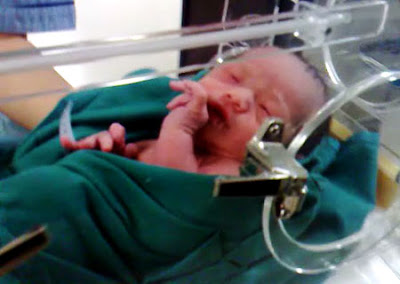 Foto Bayi Inul Daratista