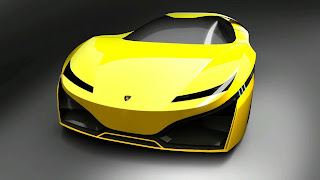 Mobil Lamborghini Madura 2