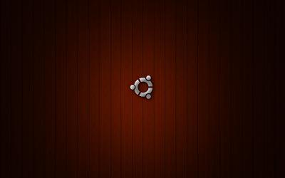Wallpaper da semana: Ubuntu Logo Red