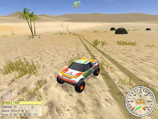 Dakar 2011 - screenshot