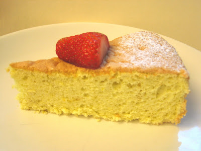 Treat A Week Recipes Lemon Sponge Cake