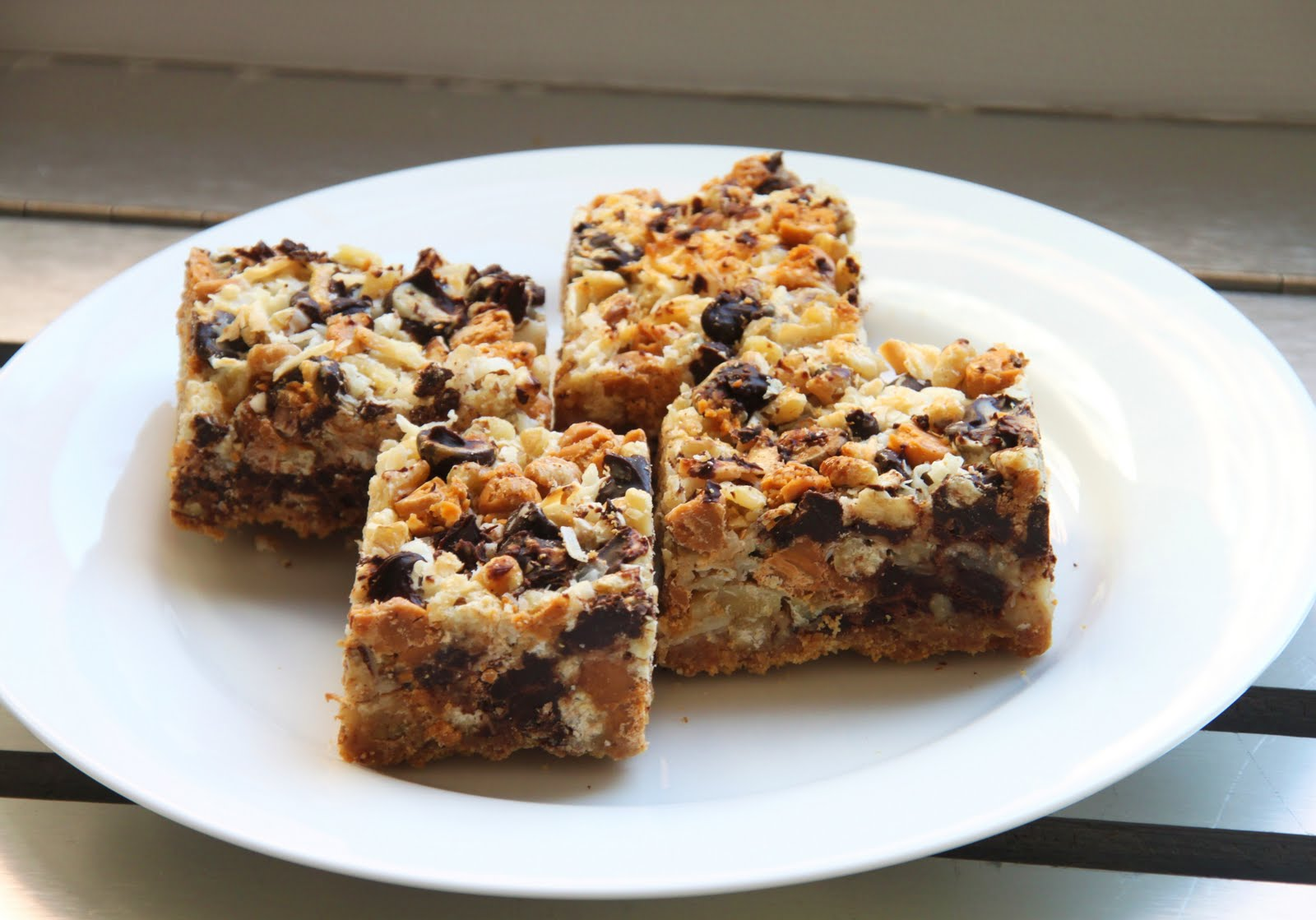 The Motherlode Layered Cookie Bars Recipes — Dishmaps