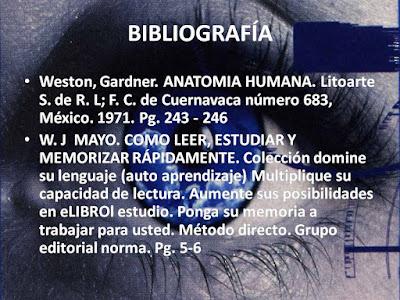 TECNICAS DE LECTURA: ANATOMIA Y FISIOLOGIA DEL OJO HUMANO