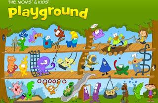 Playground - Juegos interactivos para Educación Infantil