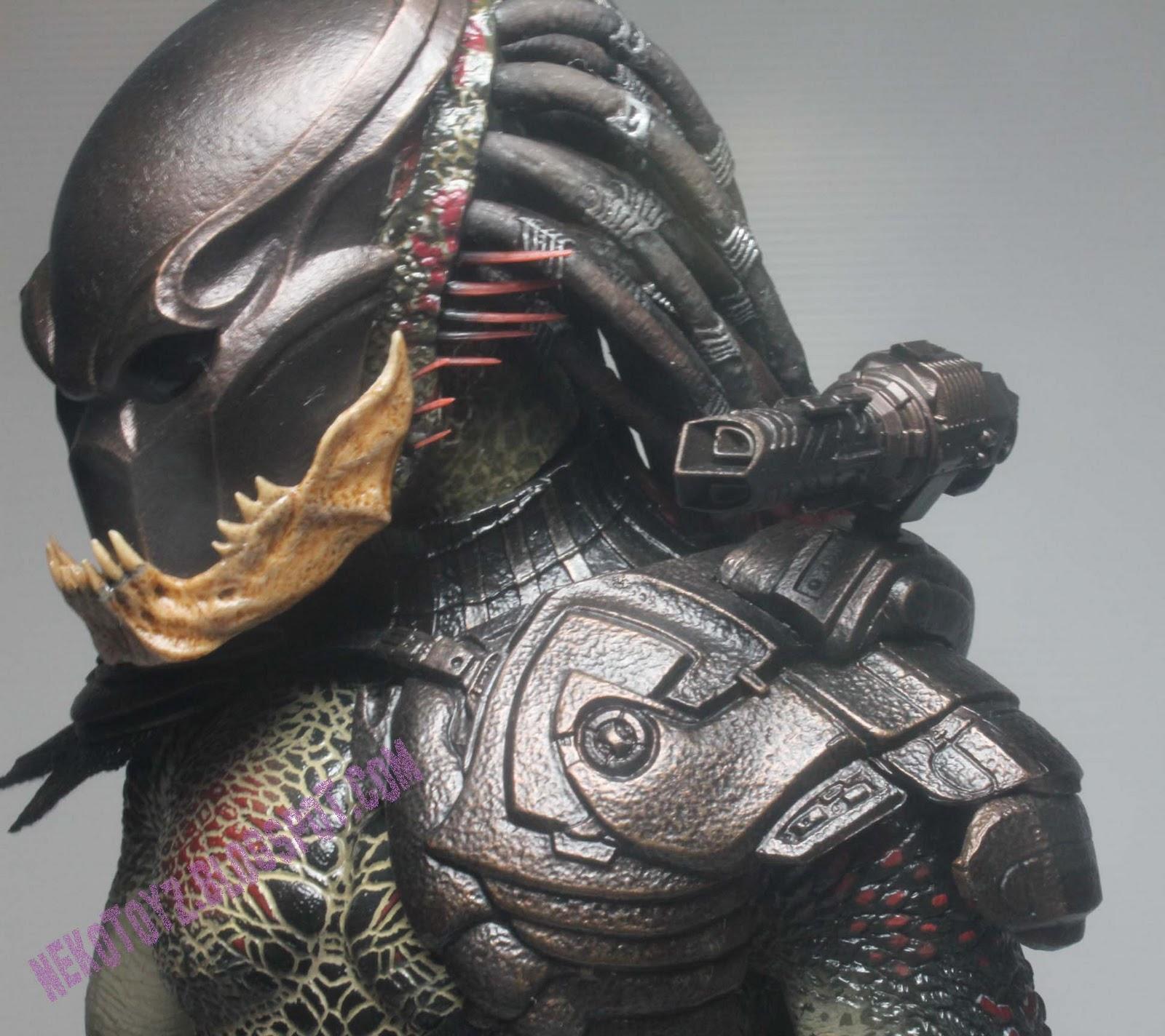 Neko Toyz: Hot Toys MMS 130 1/6 Berserker Predator Review ...