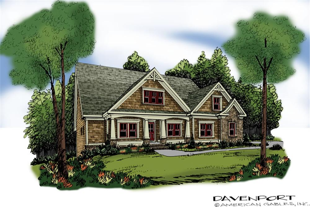 House PlansGlobal House PlansResidential Plans Bungalow House Plans