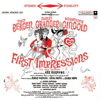 first impressions a pride and prejudice broadway musical that  first impressions a pride and prejudice broadway musical that failed in the 1958 1959 season jane austen s world