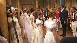 Dancing at the Netherfield Ball