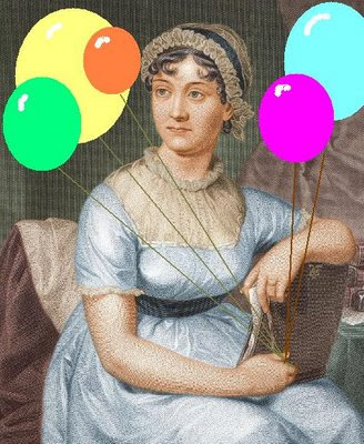 Jane Austen Today: Happy Birthday, Jane Austen!