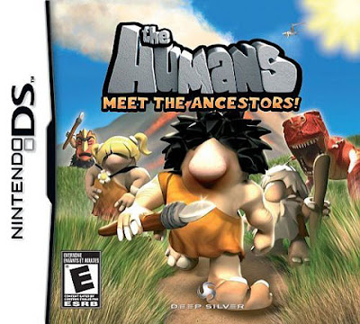 Title : [NDS] The Humans - Meet the Ancestors! Publisher : Deep Sliver