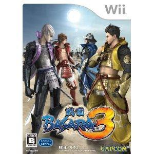 sorti de sengoku basara 3 le 15 octobre Wii+Sengoku+Basara+3