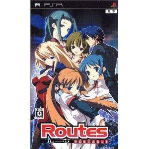 PSP Routes Portable