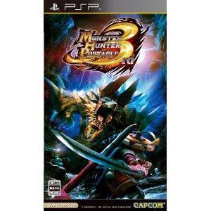 PSP Monster Hunter Portable 3rd Demo
