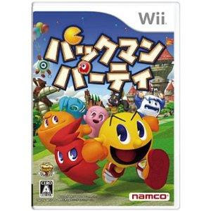 [Wii] Pac Man Party [パックマンパーティ]