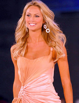 stacy keibler exposed