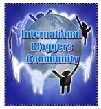 International Blogger Award