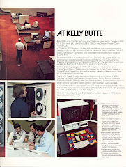 1977 Kelly Butte and Computer Aided Dispatch