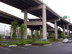 Marquam bridge stub