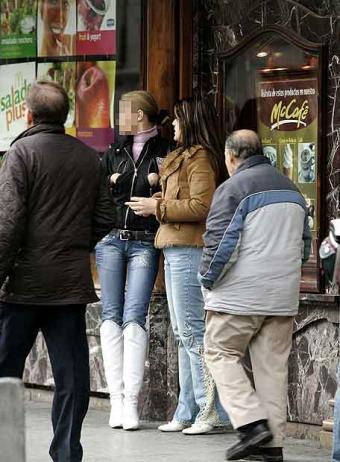 prostitutas de pago follando con prostitutas rumanas