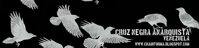 Sala de noticias de la Cruz Negra Anarquista