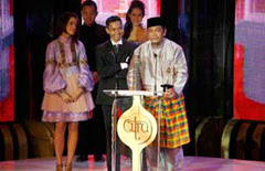 Naga Bonar Jadi Dua, Terbaik FFI 2007 Pekanbaru