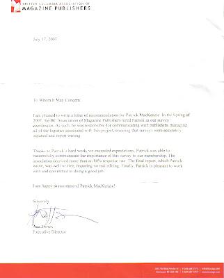 surat keterangan dalam bahasa inggris