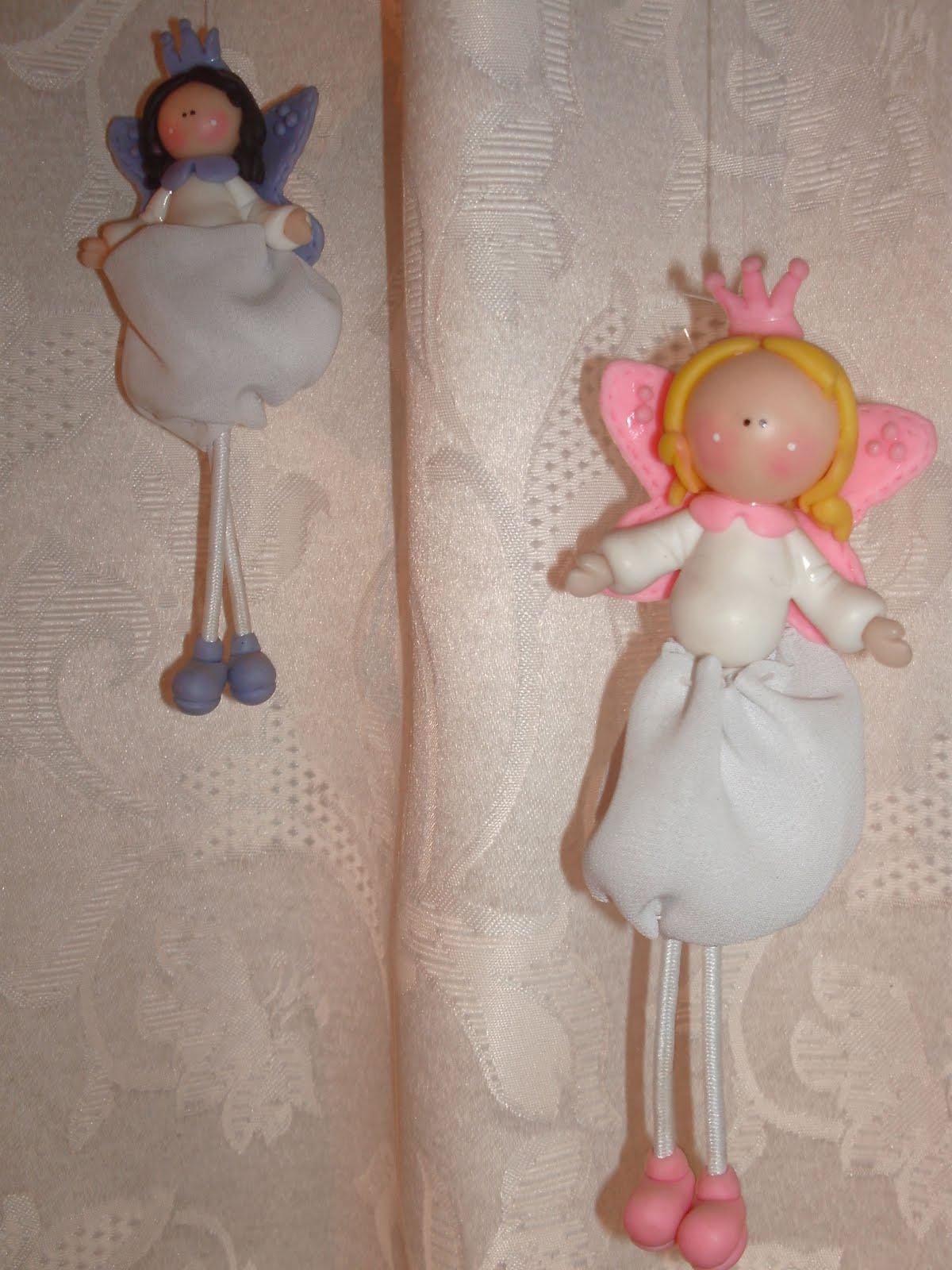 Cositas m as hadas en porcelana fr a para decorar el cuarto - Pintar con acrilicos paso a paso ...