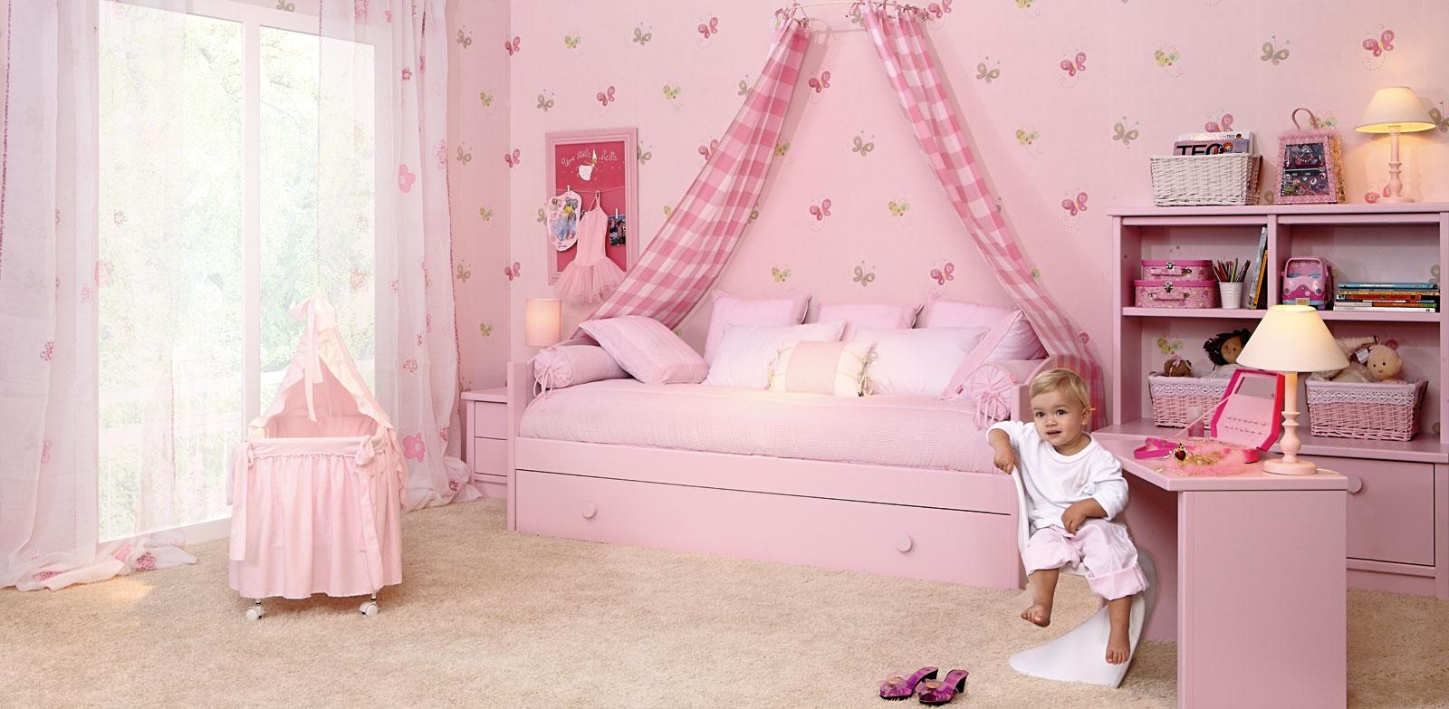 Cositas m as dosel para camas de princesas - Cama de princesa para nina ...