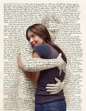 O abraço da escrita