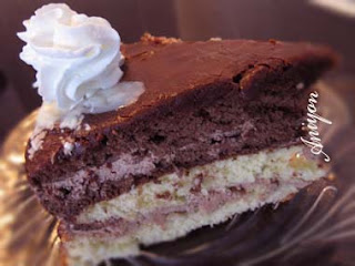 Gourmet recipes - Home made chocolate cake