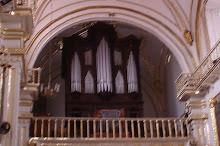 Organo Monumental Walker aleman de la Parroquia del señor del encino