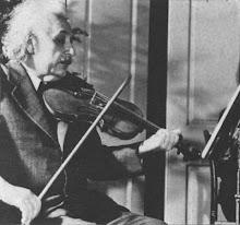 einstein al violin