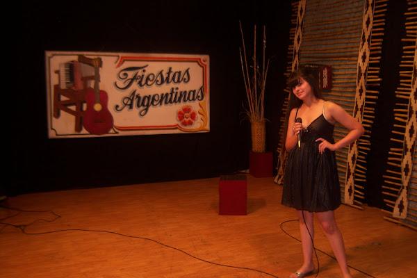 FIESTAS ARGENTINAS - CANAL 4 SAN JUSTO
