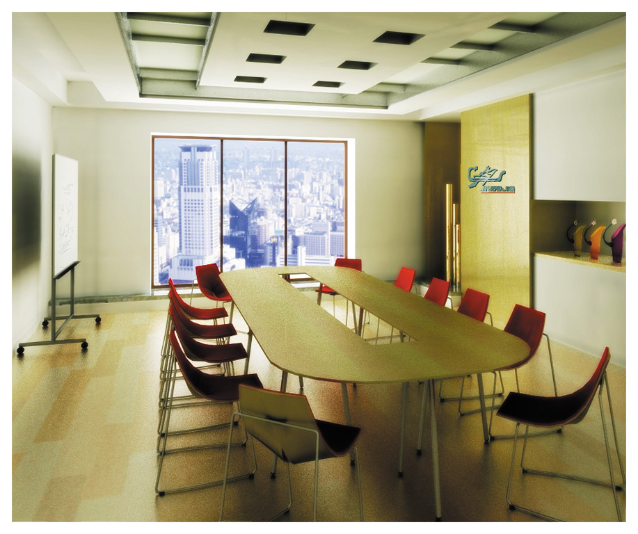 Modern office meeting room new office conference room for Small room office