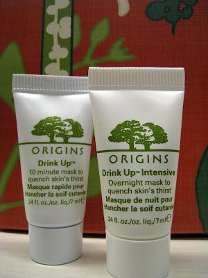 origins drink up mask