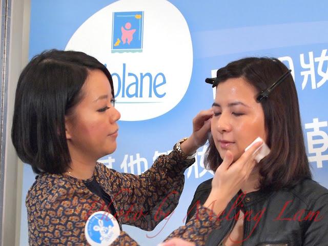 biolane h2o makeup remover 卸妝水