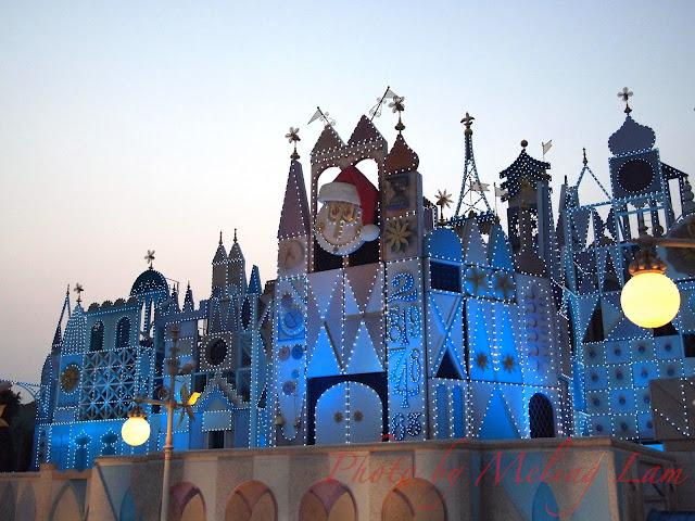 迪士尼雪亮聖誕 小小世界過聖誕 大街玩具巡禮 disneyland hong kong christmas