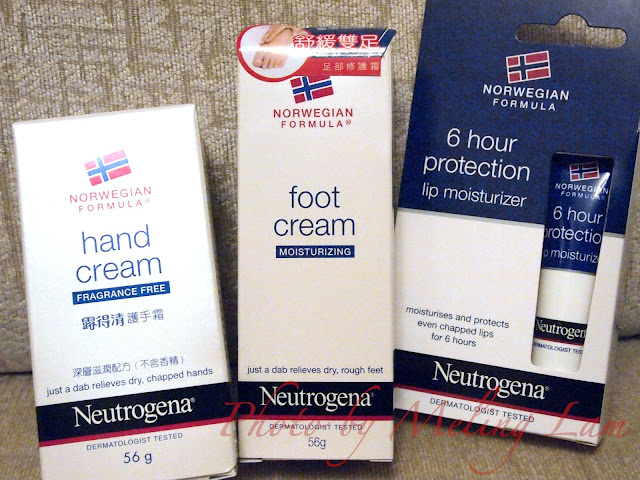 dip hand treatment neutrogena hand cream foot cream lip cream moisture