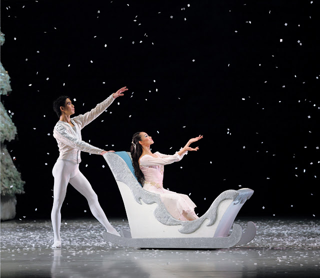 nutcracker 胡桃夾子 hong kong ballet