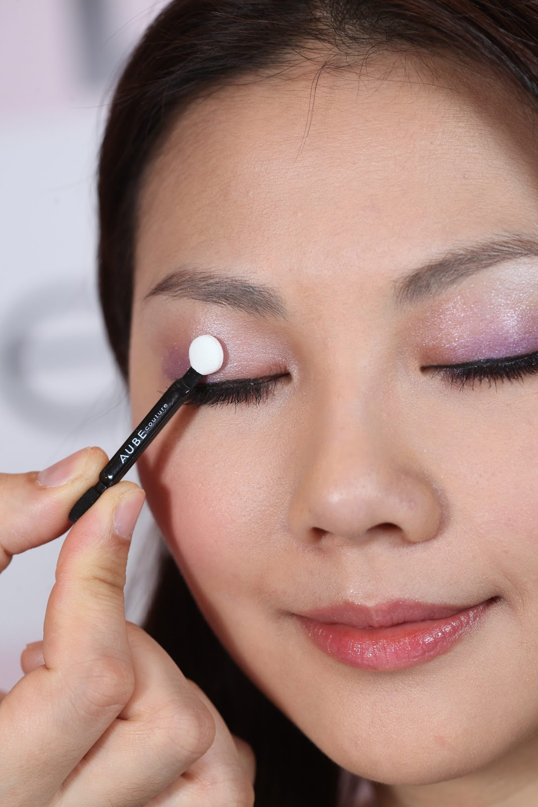 sofina aube couture spring makeup 2011 化妝