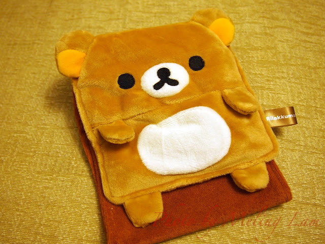 city'super rilakkuma 鬆弛熊