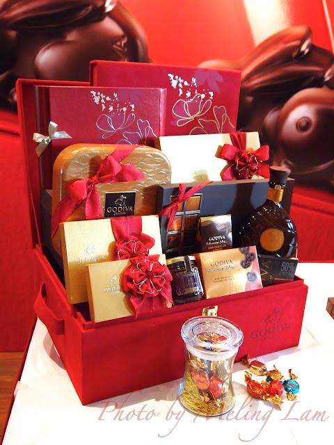 godiva chocolate 朱古力 農曆新年 情人節
