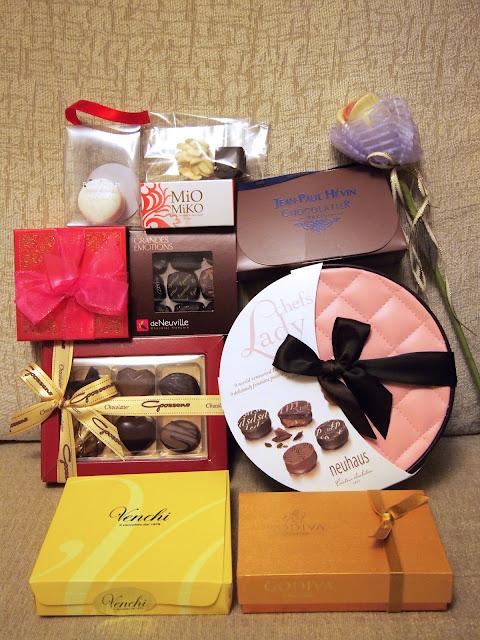 海港城 情尋朱古力 Chocolate Trail 不眠王子 deNeuville godiva La Maison du Chocolat Jean-Paul Hevin Chocolatier Leonidas movenpick let them eat cake 朱古力 cupcake