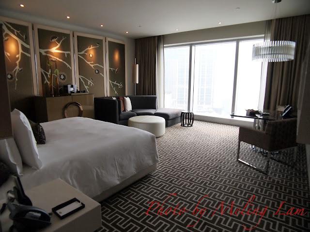 澳門 新濠天地 皇冠度假酒店 macau city of dreams crown towers premium room 酒店套票 水舞間 酒店試睡