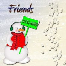 Friend Blog Award from my dear friend Carol.